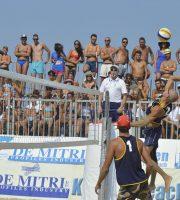 Attesa alla Beach Arena di San Benedetto
