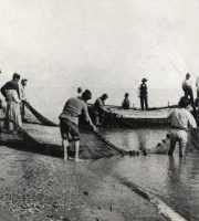 pesca a sciabica