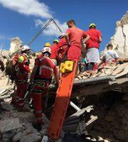 Croce Rossa Italiana Comitato di Giulianova in azione