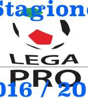 Cartello Lega Pro stagione 2016-17