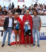 Eleonora Gili, Paolo Ingrosso, con l'assessore Tassotti