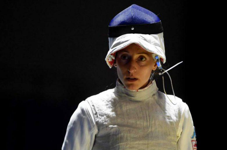 Elisa Di Francisca (foto di Augusto Bizzi/Federscherma)
