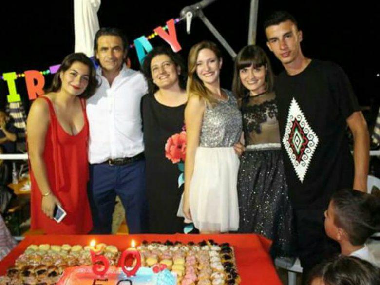Festa grande per Vittorio Luciani