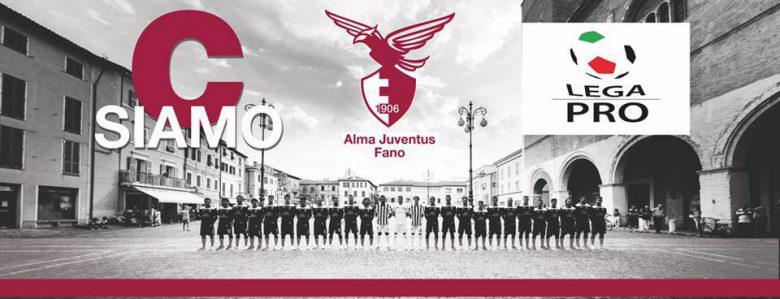 Foto di copertina pagina ufficiale Facebook dell'Alma Juventus Fano
