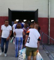 Terremoto Amatrice, raccolta beni di prima necessità a San Benedetto