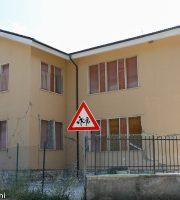 Arquata, la scuola