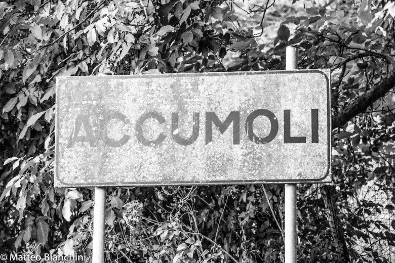 L'ingresso di Accumoli
