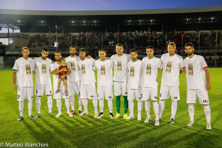 Samb-Salernitana 1-1