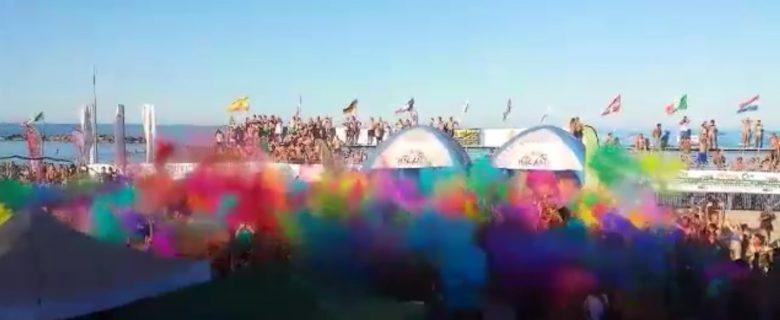 ColorMob a San Benedetto (foto Città di San Benedetto del Tronto)