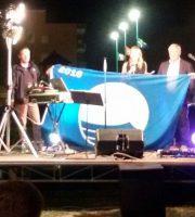 foto bandiera blu