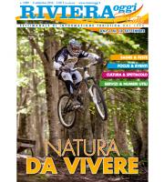La copertina di Riviera Oggi Estate, edizione del 3 settembre 2016. Foto di Mario Silvestrone
