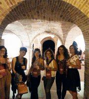 Juttenizie a Grottammare Alta, 4 settembre (ph Milena Casciaroli)
