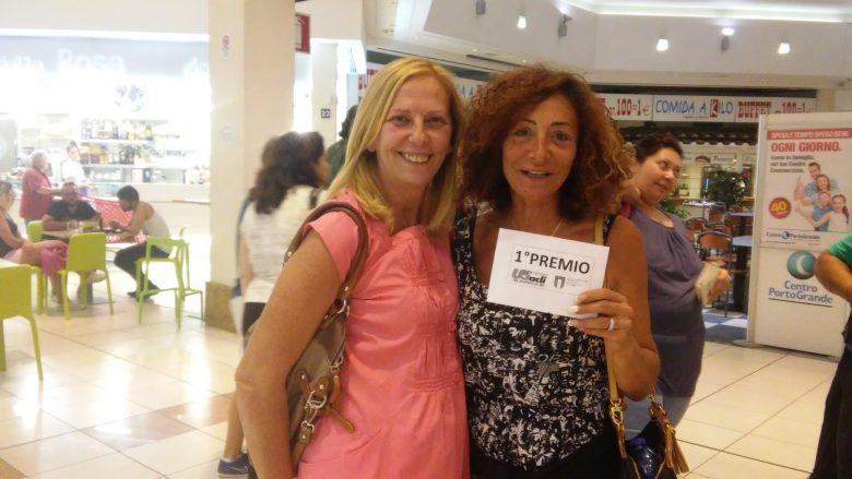 Alessandra Cincolà e Gloria Romandini