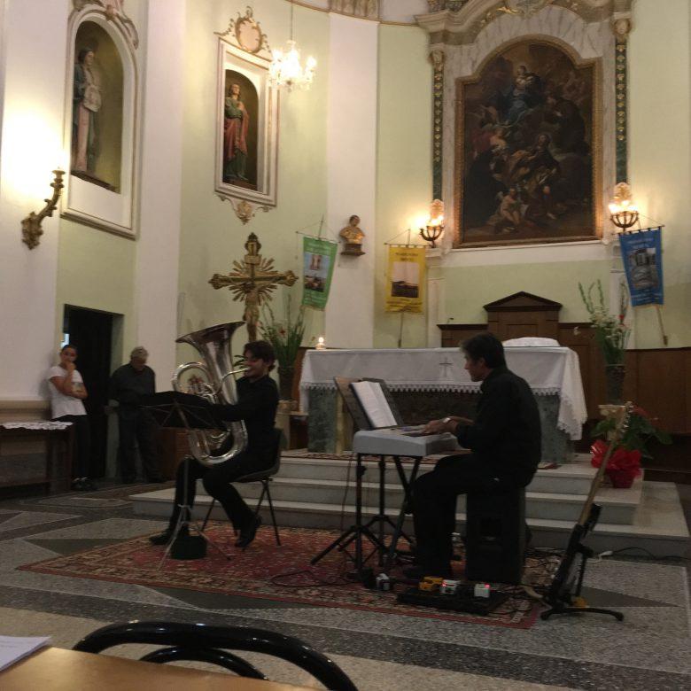 Concerto a Massignano