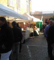 Manifestazione a Massignano