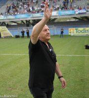 Samb-Fano 1-0, Fedeli a fine gara