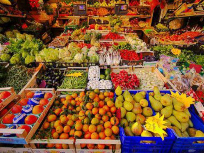 Mercato (foto di repertorio)