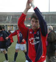 Michele Canini ai tempi della Samb