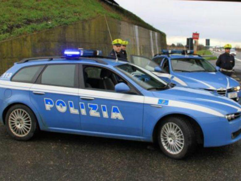 Polizia stradale (foto di repertorio)