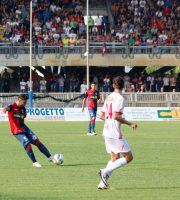 Samb-Mantova 1-3, Berardocco al tiro