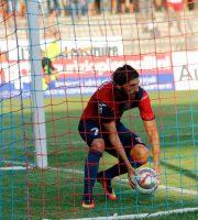 Samb-Mantova 1-3, Mancuso porta il pallone a centrocampo