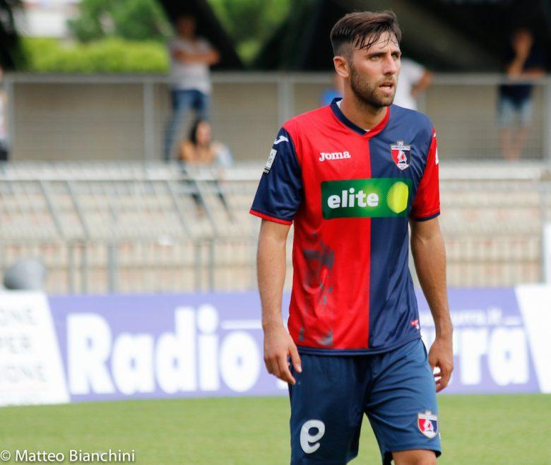Samb-Fano 1-0, Sorrentino