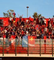 Forlì-Samb 0-1, tifosi rossoblu