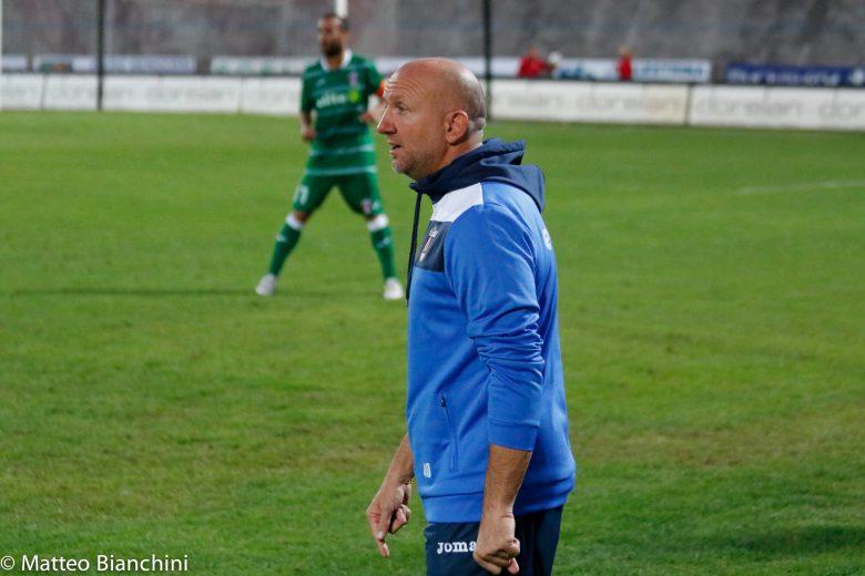 Forlì-Samb 0-1, Palladini