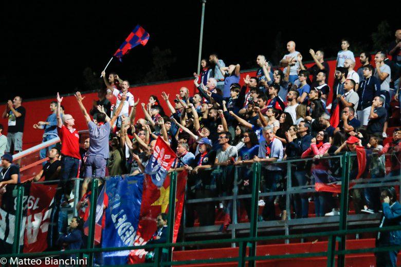 Forlì-Samb 0-1, tifosi
