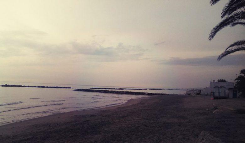 il litorale di Martinsicuro
