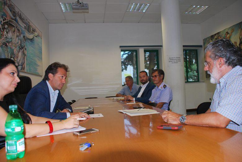 Videosorveglianza, riunione a San Benedetto