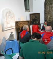 Conferenza ad Ancona (foto Carabinieri Nucleo Tutela Patrimonio Culturale)