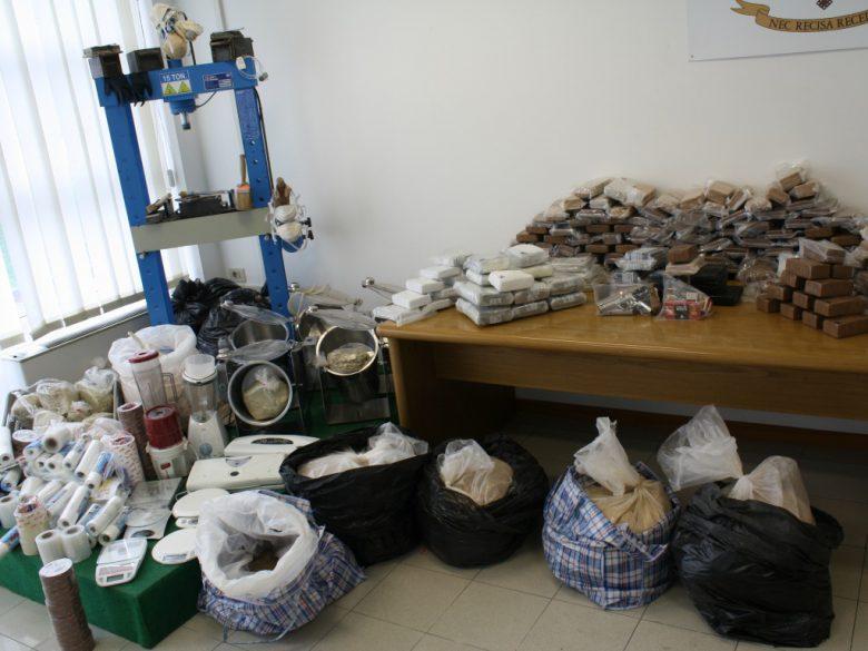 Rimini, sotto sequestro droga e beni per 5 milioni: 16 arresti
