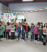 Gli alunni delle classi di Martinsicuro