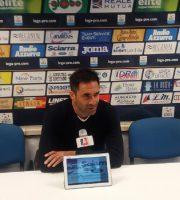 Sandro Federico in conferenza stampa