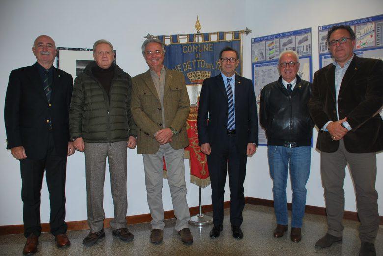 Visita a San Benedetto