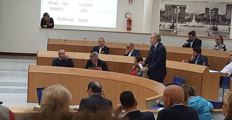 Consiglio comunale di sabato 22 ottobre 2016