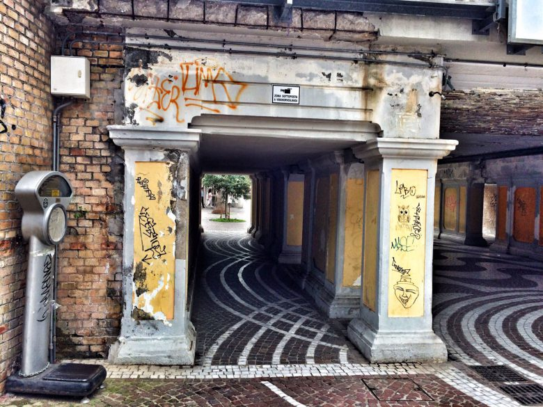 Degrado e decoro rovinato a San Benedetto
