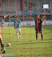 Samb Feralpisalo 1-0, Mancuso dal dischetto