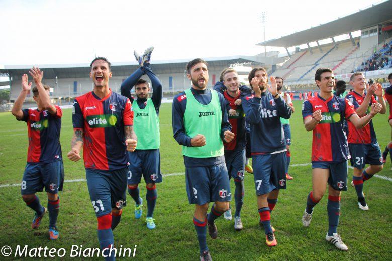 Samb Feralpisalo 1-0, saluto finale