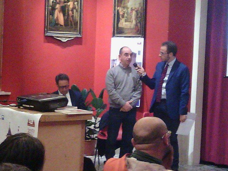 Petrucci e Piunti al convegno al Paese Alto, 14 ottobre