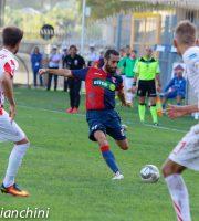 samb-sudtirol, Pezzotti nell'azione che ha causato il secondo gol ospite