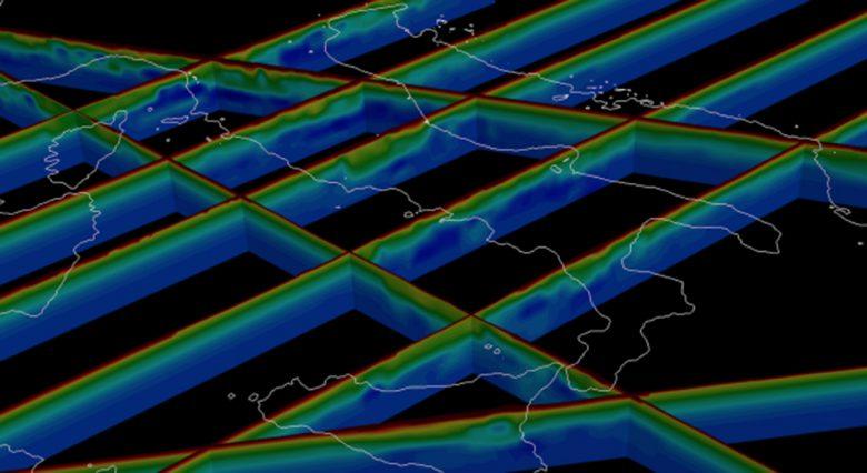 Così si è propagata la scossa di terremoto: l'animazione dell'Ingv
