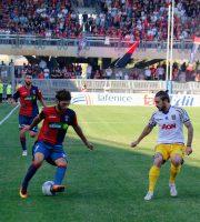 Samb-Parma, Mancuso in azione