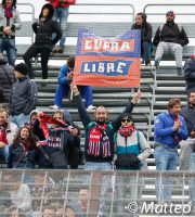 Venezia-Samb 2-2,  tifosi