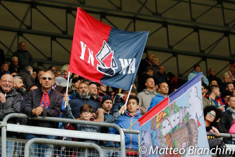 Samb-Padova 2-0, tifosi
