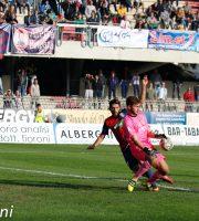 Samb Feralpisalo 1-0, occasione per Mancuso