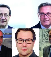 I candidati sindaco alle scorse elezioni