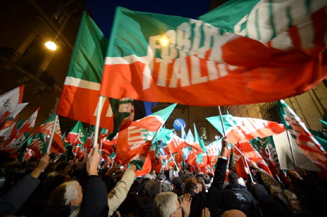 Decoro urbano forza italia para il colpo e rilancia for Deputati di forza italia