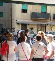 Gli accumolesi a San Benedetto aspettano il Papa